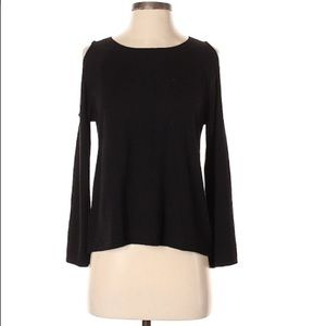 NWT Gap Cold Shoulder Sweater
